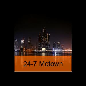 Radio 24-7 Niche Radio - Motown