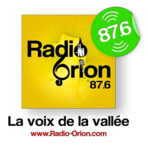 Orion 87.6 la voix de la vallée