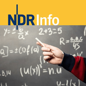 Podcast NDR Info - Logo - Das Wissenschaftsmagazin