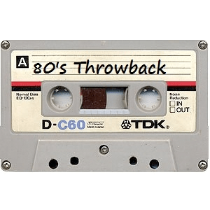 Radio 80s Throwback Party