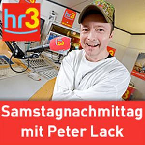Podcast hr3 - Dein Samstagnachmittag mit Peter Lack