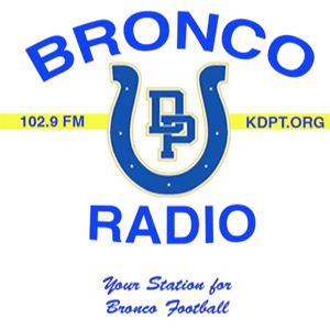 Radio KDPT LP Bronco Radio